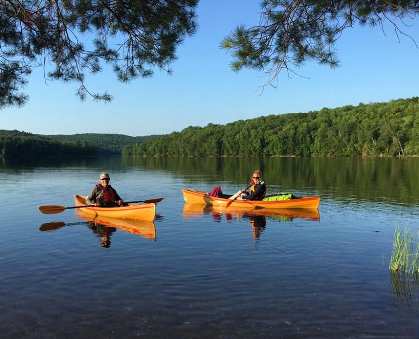 Win a Hornbeck Canoe!