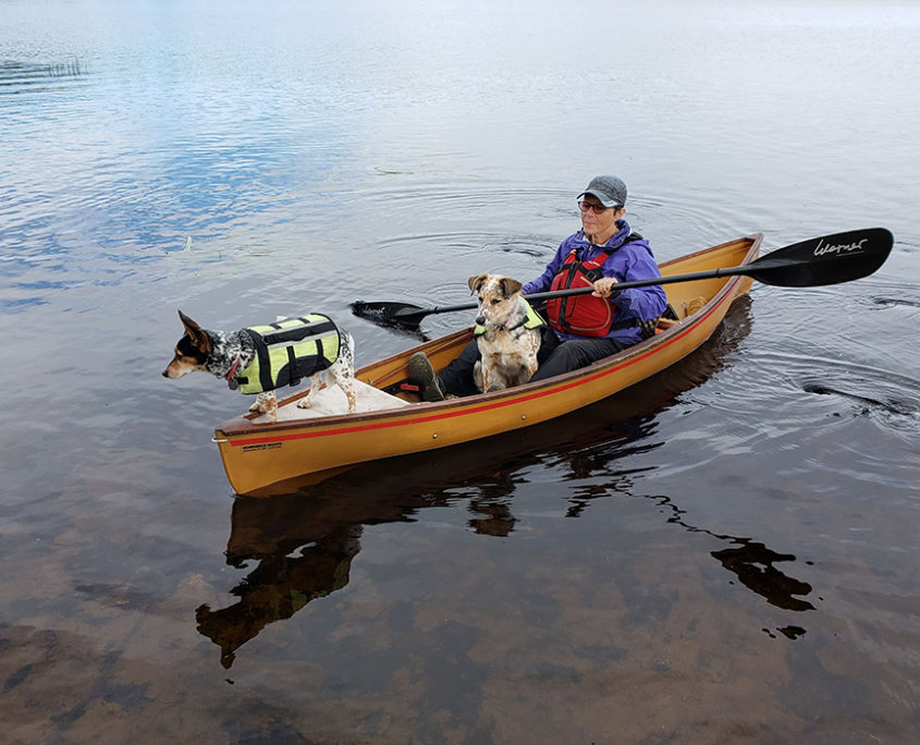 One Month Left for Canoe Raffle Tickets