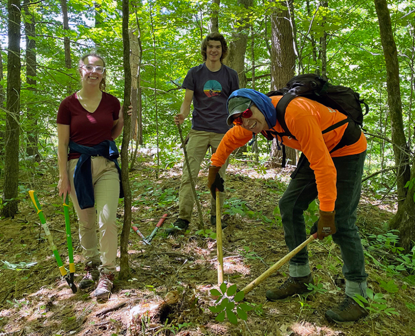 Explore New Trails in New York & Maine